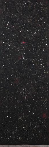 Natale ADDAMIANO - 绘画 - Con le stelle