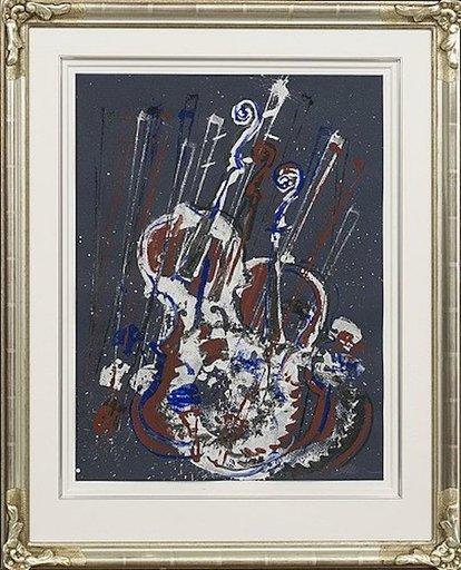 Fernandez ARMAN - Peinture - Untitled