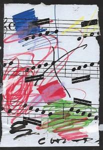 Giuseppe CHIARI - Gemälde - Senza titolo
