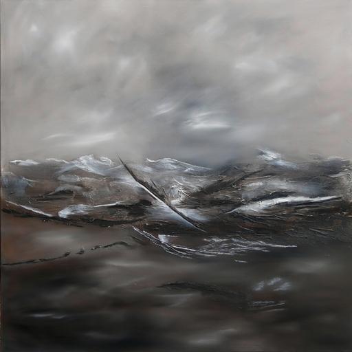 Fabienne RIBEYROLLES - Peinture - Hiver