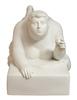 费尔南度‧波特罗 - 雕塑 - Donna sdraiata con pallina