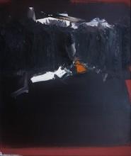 Manabu MABE - Painting - AB 149