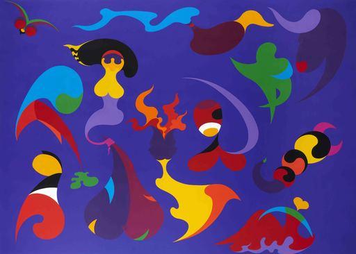 Mauro PERUCCHETTI - Painting - Untitled