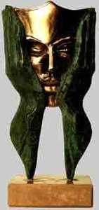 Hervé TONGLET - Sculpture-Volume - La Connaissance
