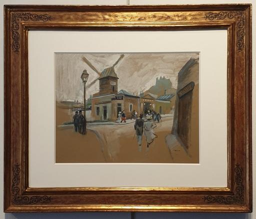 Ricardo OPISSO - Pintura - París