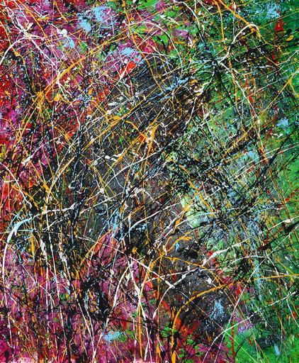 Jean-Jacques MARIE - Gemälde - Composition n°320