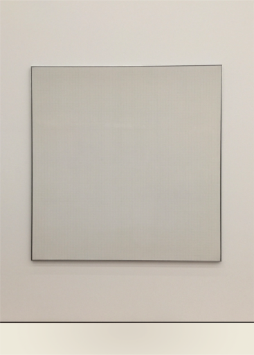 Agnes MARTIN - Pintura - Untitled - On loan