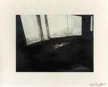 Luc TUYMANS - Grabado - Fenetre