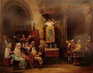 José BENLLIURE Y GIL, Plática para la burguesía