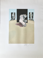 Francis BACON - Estampe-Multiple - MetropolitanTriptych (Large version)