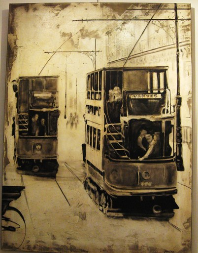 Jean-Marc MOLINER - Peinture - Tramways