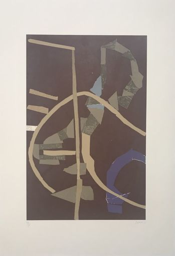 André LANSKOY - Print-Multiple - Sans titre