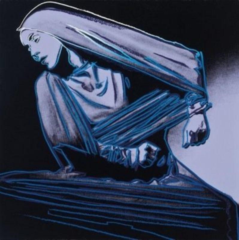 Andy WARHOL - Print-Multiple - Lamentation