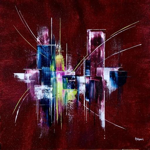 Arnaud DUHAMEL - Pittura - N°I406