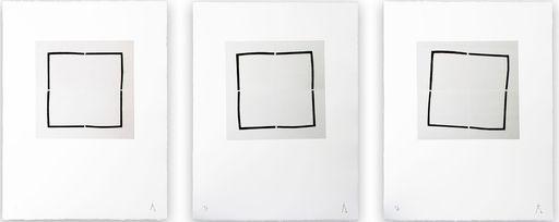 Pierre MUCKENSTURM - Druckgrafik-Multiple - 202R0671 ABC (Abstract print)