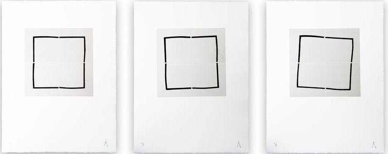 Pierre MUCKENSTURM - Print-Multiple - 202R0671 ABC (Abstract print)
