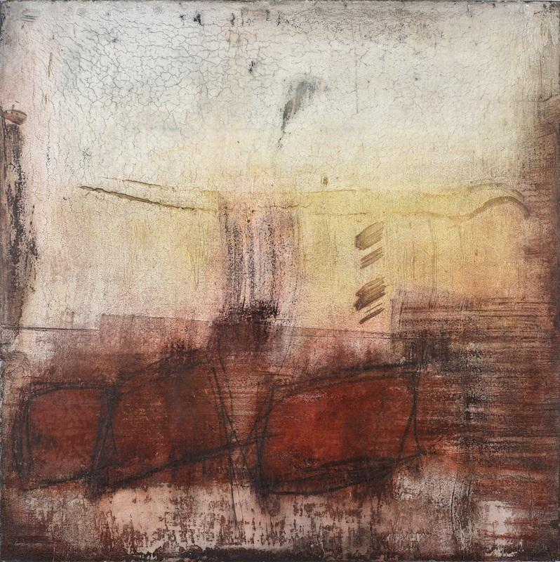 Birgit SCHYJA-WULFTANGE - Pittura - #1820  ohne Titel