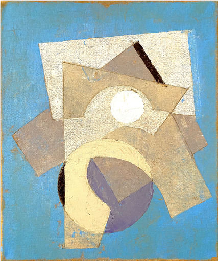 Jeremy ANNEAR - Painting - Ideas Series (Eclipse I)