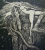 Ernst FUCHS - Print-Multiple - Adams Traum