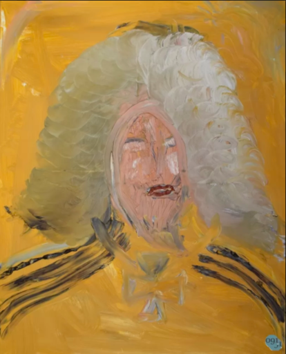 Jonathan MEESE - Pintura - Libertinage