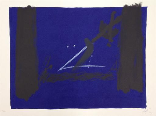 Antoni TAPIES - Print-Multiple - Nocturn matinal