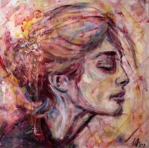 Simon ABT - Painting - no title