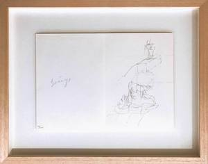 Joseph BEUYS - Print-Multiple - Kopf in Schublade