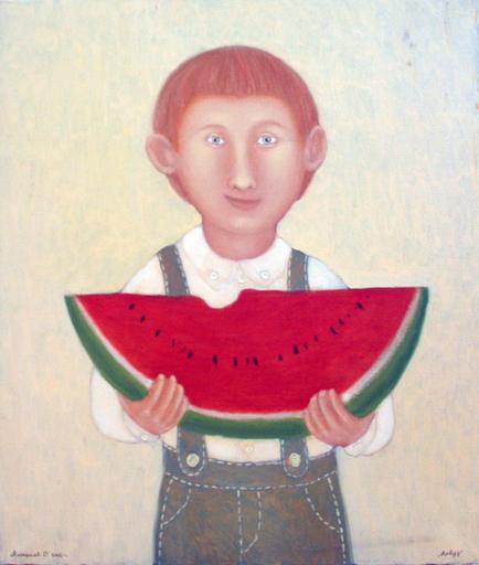 Roman ANTONOV - Peinture - Water-Melon