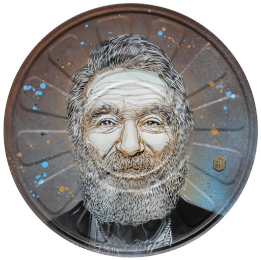 C215 - Peinture - Robin Williams
