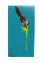 Tieri TDM - Escultura - Incompression 475 Spraybrush (Bleu)
