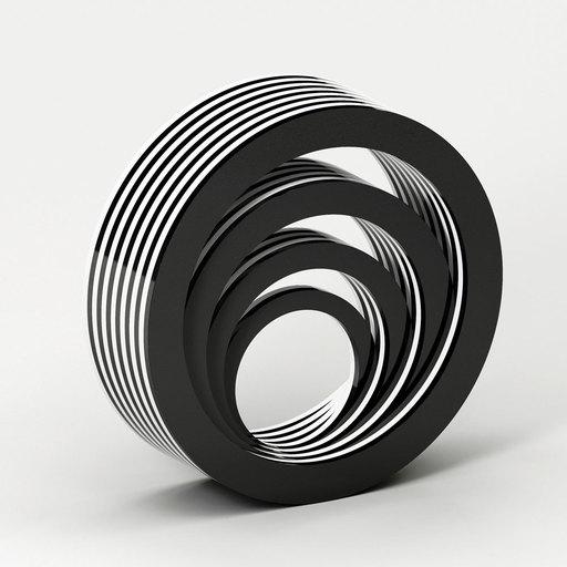 Marcello MORANDINI - Escultura - Sculpture 617