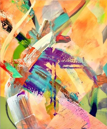 Ursula SCHREGEL - Peinture - Tryptichon 1