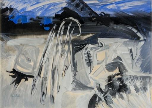Remo BRINDISI - Gemälde - Senza titolo