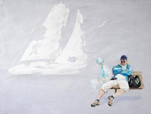 Diana KIROVA - Painting - Acquired incapacity