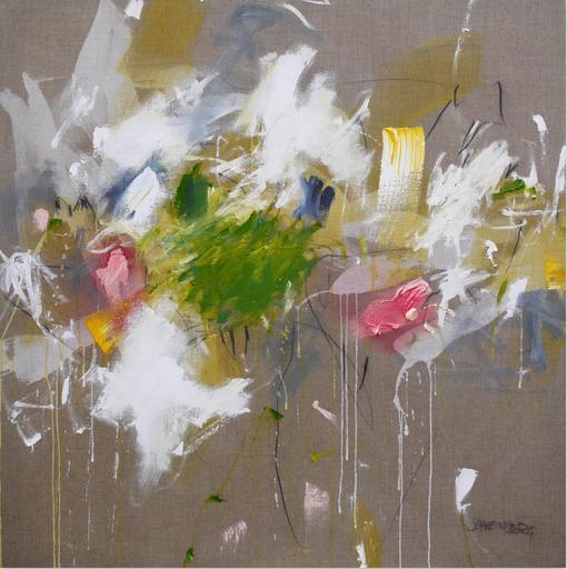 Daniela SCHWEINSBERG - Painting - A Breath of Summer V