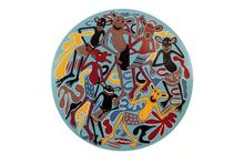 George LILANGA - Peinture - Vijana