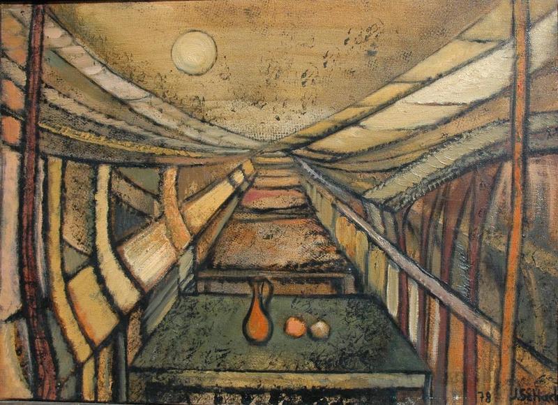 Juliane SCHACK - Peinture