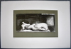 Henry MOORE - Print-Multiple - Reclining Figure Architectural Background I