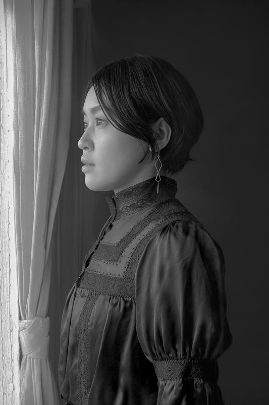 Masaharu SATO - Fotografia - Portrait No. 4