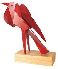 Hussein MADI - Sculpture-Volume - Untitled