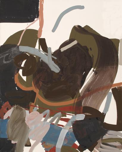Sandra DETOURBET - Painting - Huit Et Demi