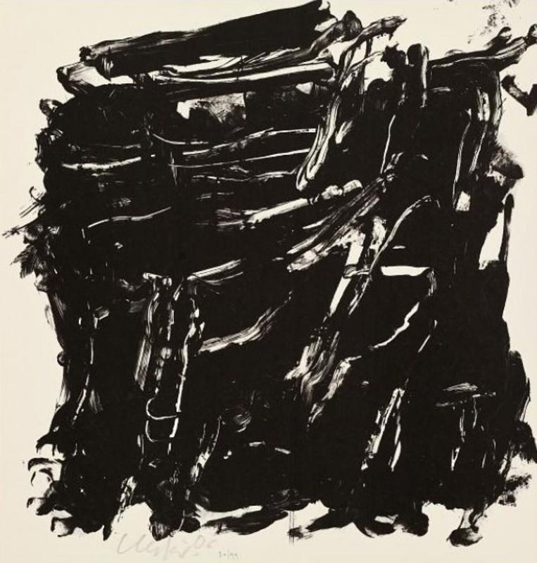 Günther UECKER - Print-Multiple - Hiob Seite 16