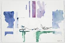 Paul KALLOS - Drawing-Watercolor - Sans titre (PK04)