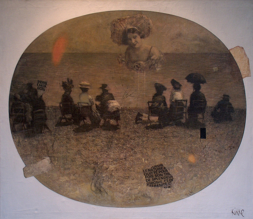 Franceska KIRKE - Gemälde - The Nostalgy