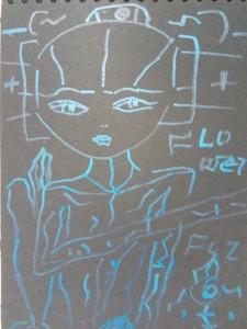 Ellina KATSNELSON - Drawing-Watercolor - Lover