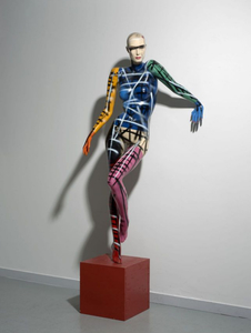 FUTURA 2000 - Sculpture-Volume