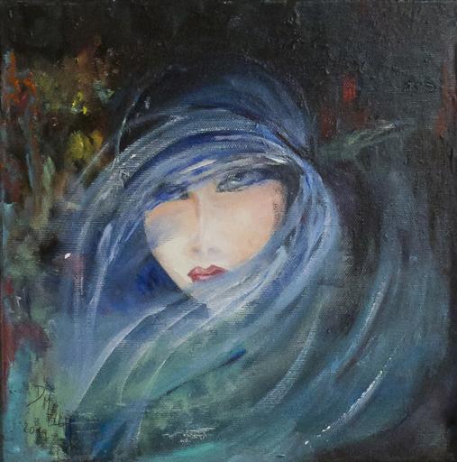 Danielle MAILLET-VILA - Painting - Evanescence