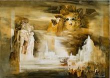 Roger SURAUD - Peinture - Sculptures à Venise