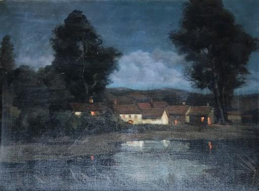 François Charles CACHOUD - Painting