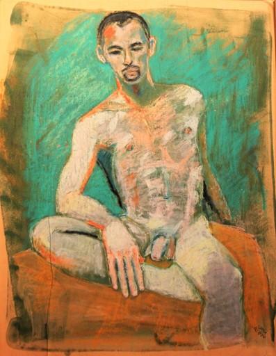 R.CAVALIÉ - Drawing-Watercolor - Renaissance